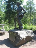 Image for The CCC Worker – Two Harbors, MN