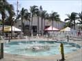 Image for Public Plaza Fountain, Isla Mujeres, Mexico