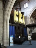 Image for Church Organ - St.Laurence's Church, Ludlow, Shropshire.