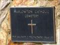 Image for Harlowton Catholic Cemetery - Harlowton, Montana