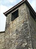 Image for Tower bell in Iglesia de San Pedro de la Mezquita - A Merca, Ourense, Galicia, España