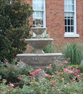 Image for Tupelo City Hall Fountain -- Tupelo MS