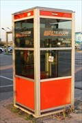 "Image for Payphone at the highway rest area ""Po Ovest"" - Ferrara, Italy"
