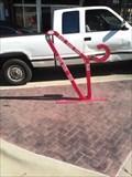 Image for Clothes Hanger Bike Tender - Fayetteville AR