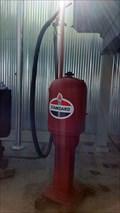 Image for c. 1907 Gilbert & Barker Gas Pump - Coalinga, CA
