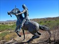 Image for Apache Warrior - San Carlos Indian Reservation, AZ USA