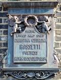 Image for Christina Georgina Rossetti - Torrington Square, London, UK