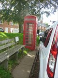 Image for Red Telephone Box, Hampton Lucy, Warwickshire, England