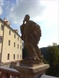 Image for Socha sv. Jana Sarkandra - Veverí, Brno, Czech Republic