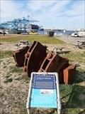 Image for Krukas en anker uit scheepswrak Cornelia Maersk - Tweede Maasvlakte, Rotterdam, NL