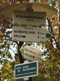 Image for Rozcestnik - Pohansko, Czech Republic