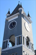 Image for Roslindale Congregational Church Clock - Boston, MA