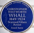 Image for Christopher Whitworth Whall - Ravenscourt Road, London, UK