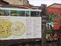 Image for Carte Chemin de Compostelle - Saint Privat d'Allier, Auvergne Rhône Alpes