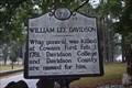 Image for L-23 William Lee Davidson