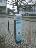 Image for Charging Station RWE Schloßplatz - Wittlich - Rhineland-Palatine - Germany
