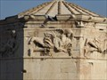 Image for Wind deity Notus, the South Wind - Athens, Greece