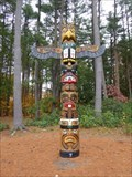 Image for Stanley Park Totem Pole - Westfield, MA