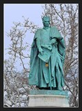 Image for Andrew II of Hungary (II. András magyar király) - Hosök tere, Budapest, Hungary