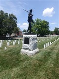 Image for Massachusetts Memorial - Winchester National Cemetery, VA