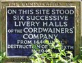 Image for Cordwainers' Company Livery Halls - Cannon Street, London, UK
