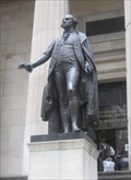 Image for Washington at Federal Hall, New York