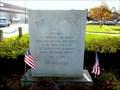 Image for Windsor Locks Korean War Monument - Windsor Locks, CT