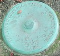 Image for Indiana Flood Control Benchmark at Johnstown Bridge - Owen County, Indiana