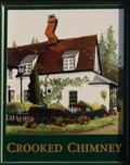 Image for Crooked Chimney - Cromer Hyde Lane, Lemsford, Hertfordshire, UK.