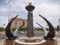 Image for Bernalillo Court Sculpture - Albuquerque, New Mexico, USA.