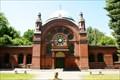 Image for Abdankungshalle Jüdischer Friedhof Ohlsdorf - Hamburg, Deutschland