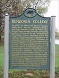 Image for Benzonia College