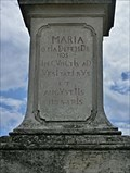 Image for 1728  - Marian Column - Hosteradice, Czech Republic