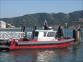 Image for Tiburon Fire Rescue Boat - Tiburon, CA