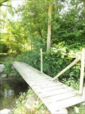 Image for Foot bridge in the State forest near Rue Fond d' Oxhe - Lüttich / Belgien