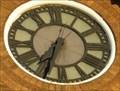 Image for Horloge de l'Hôtel de Ville - City Hall Clock - Rivière-du-Loup, Québec