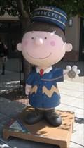 "Image for ""Make Track to Railroad Square"" (Charlie Brown) - Santa Rosa, CA"