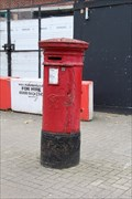 Image for Victorian Post Box - Nightingale Lane, London, UK