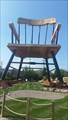 Image for World's Largest Rocking Chair - Casey, IL