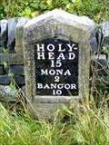 Image for A5 Milestone (Bangor 10), Creigle, Ynys Môn, Wales