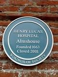 Image for Henry Lucas Hospital - Wokingham, Berkshire