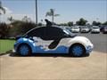 Image for SeaWorld Shamu Volkswagen Beetle  -  San Diego, CA