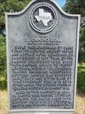 Image for El Camino Real - near Caldwell, TX