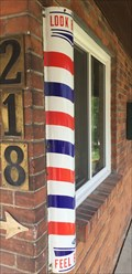 Image for Dover Hairport Barber Pole - Port Dover, ON