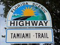 Image for Tamiami Trail - Bayfront Park - Sarasota, Florida, USA.