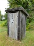 Image for Worthington Historical Society Outhouse - Worthington, MA