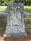 Image for Edward Marcionny - Newnansville Cemetery - Alachua, FL