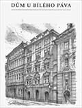 Image for The house 'U bílého páva'  by  Karel Stolar - Prague, Czech Republic