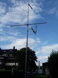 Image for Flaggenmast der Bonner Ruder-Gesellschaft - Bonn-Beuel, Germany