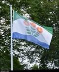 Image for Kytín - municipal flag in Municipal park / Obecní vlajka v obecním parku (Central Bohemia)